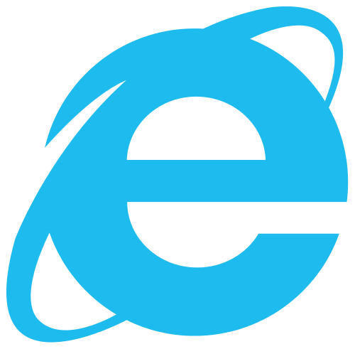 Browser: Internet Explorer